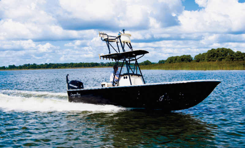 Canyon Bay 2475 Boat Preview